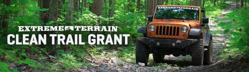 Extreme Terrain Clean Trail Grant. Photo by Extreme Terrain.