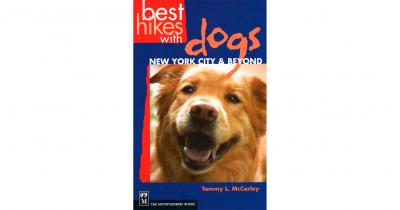 Best Hikes with Dogs New York City Book Cover