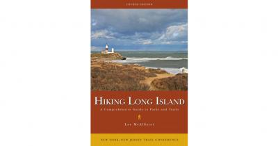 Hiking Long Island Book Cover