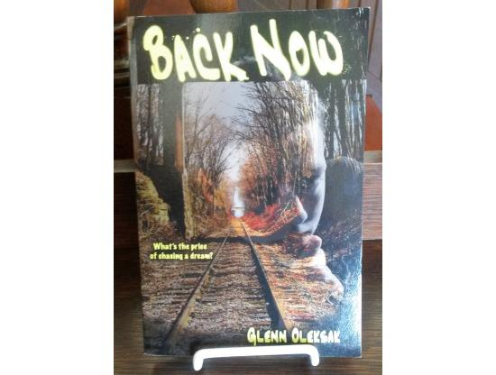 Cover of Back Now Book